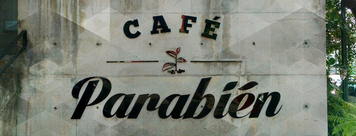 Café Parabién is one of [To-do] DF.
