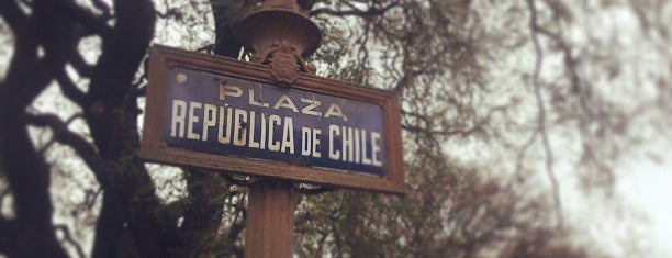 Plaza República de Chile is one of Guide to Bs As's best spots.