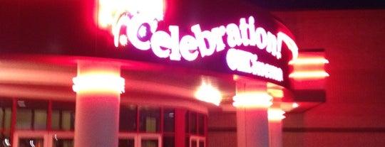 Celebration! Cinema is one of Lugares favoritos de Michael.