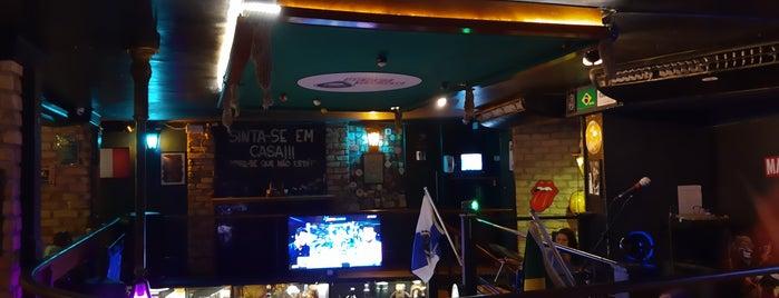 Macaco Caolho Irish Pub is one of 'Rachel: сохраненные места.