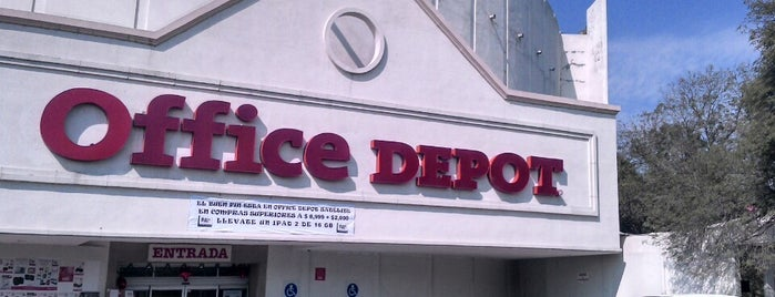 Office Depot is one of Lieux qui ont plu à Jessica.