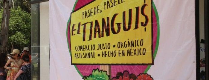 El Tianguis is one of Tempat yang Disukai Pablo.