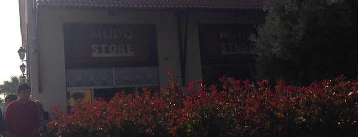 Mudo Store is one of Locais curtidos por Hulya.