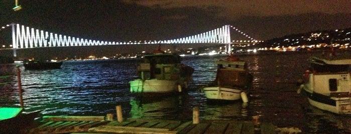 İstanbul gidilecek mekanlar