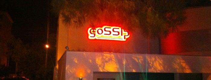 """Gossip is one of """"Sıcak Temas"""" Yaşatan Yerler."""