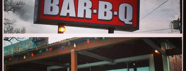 Hinzes Bar-B-Que is one of Posti che sono piaciuti a James.