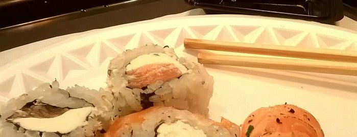 Sushi Central is one of Lieux qui ont plu à Larissa.