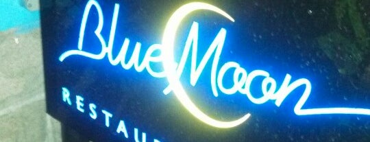 Blue Moon is one of Ambience // Around America..