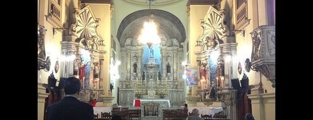 Igreja São Gonçalo is one of Discover São Paulo.