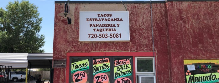 Tacos Extravaganza is one of Places to try.