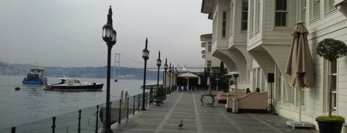 Les Ottomans Hotel is one of Istanbul Hotels.