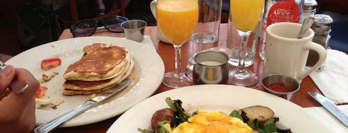 Cornelia Street Cafe is one of Brunch!!! NYC.
