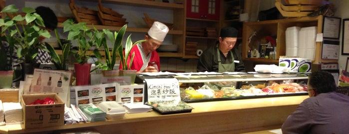Matsu Sushi is one of Orte, die Janet gefallen.