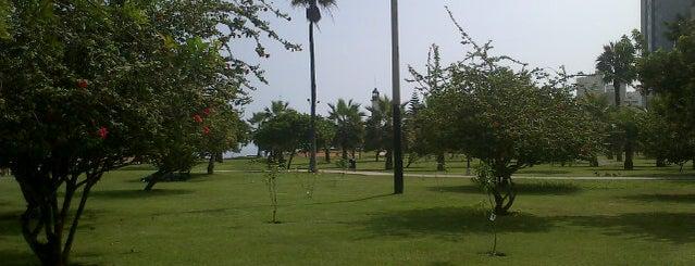 Parque Antonio Raimondi is one of Parques con WiFi.