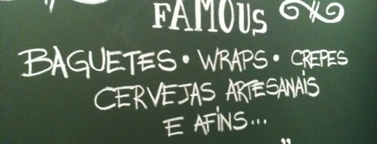 Der Famous is one of Bares pra conhecer @BH.