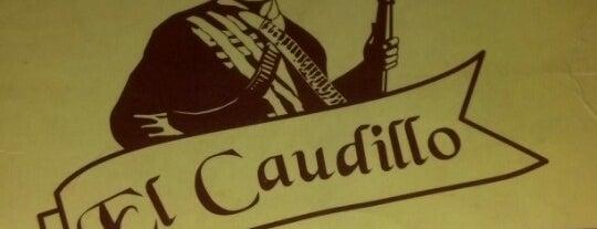 El Caudillo is one of Bares.