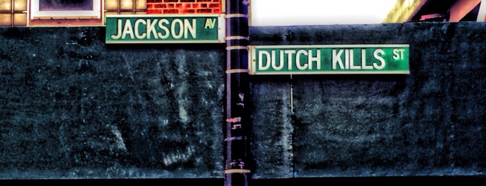 Dutch Kills is one of My Favorite Bars.