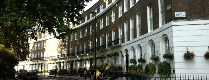 Cartwright Gardens is one of London.
