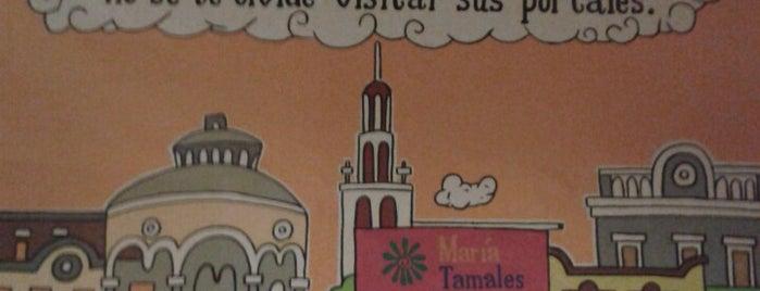 Tamalería María Tamales is one of Orte, die GloPau gefallen.