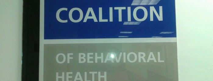 The Coalition of Behavioral Health Agencies is one of Orte, die Yunus gefallen.