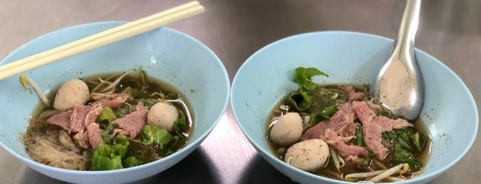รสเด็ด is one of Beef Noodle in Bangkok.
