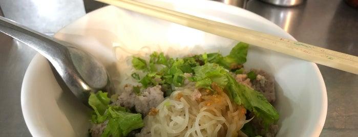 โจ๊ก ก๋วยเตี๋ยวหมู is one of BKK_Noodle House_1.