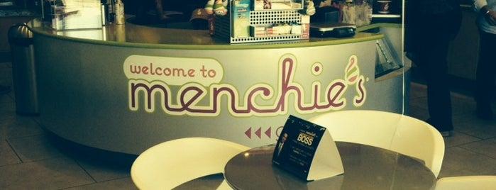 Menchie's is one of สถานที่ที่ Jennifer ถูกใจ.