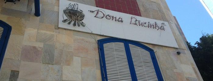 Restaurante Dona Lucinha is one of Restaurantes.