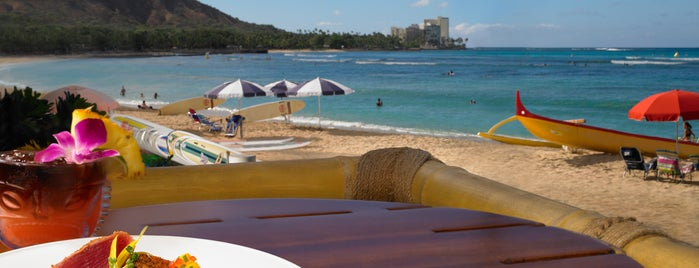 Duke's Waikiki is one of Honolulu.