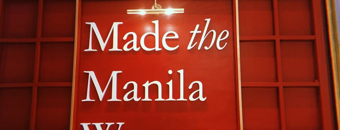 Manila Creamery is one of Recommended 2.