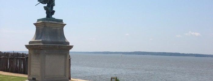Historic Jamestowne is one of America Road Trip!.