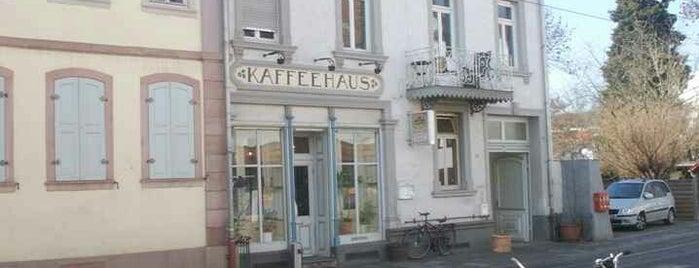 Kaffeehaus is one of สถานที่ที่บันทึกไว้ของ arne.
