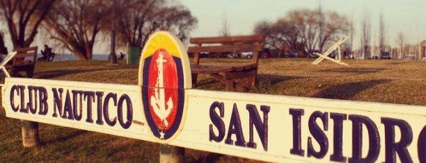 Club Náutico San Isidro (CNSI) is one of Lugares favoritos de Denis.