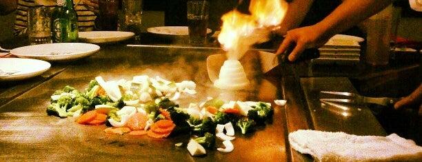 Kobe Japanese Steakhouse is one of Dining in Orlando, Florida.