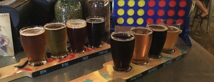 Deep Ellum Brewing Company is one of Orte, die Natalie gefallen.