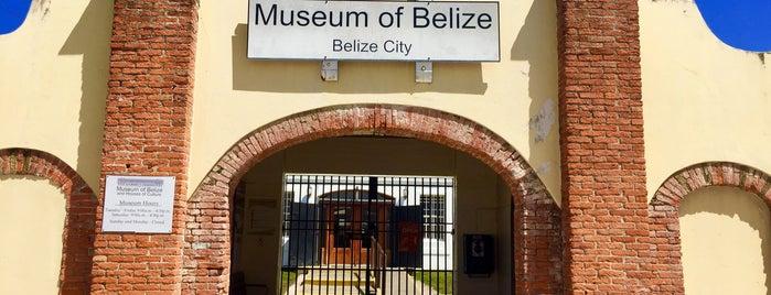 Museum of Belize is one of Orte, die Natalie gefallen.