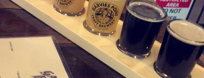 Garvies Point Craft Brewery is one of Orte, die Natalie gefallen.