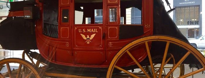 Wells Fargo History Museum is one of Orte, die Natalie gefallen.