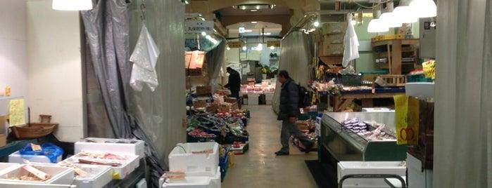 天満市場 is one of Orte, die Shigeo gefallen.
