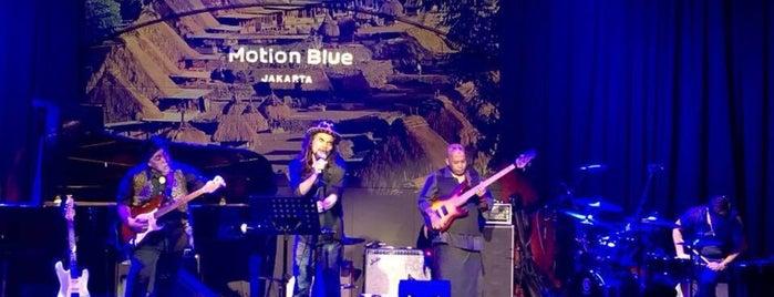Motion Blue Jakarta is one of Jakarta.
