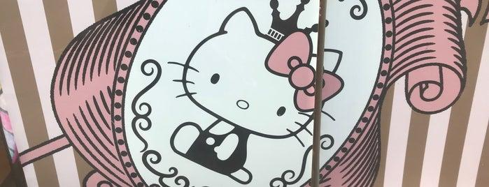 Sanrioworld GINZA is one of Lugares favoritos de Nicole.