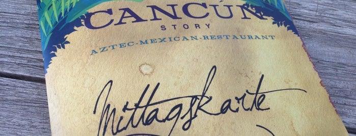 CanCún Story is one of Bonn Restaurants.
