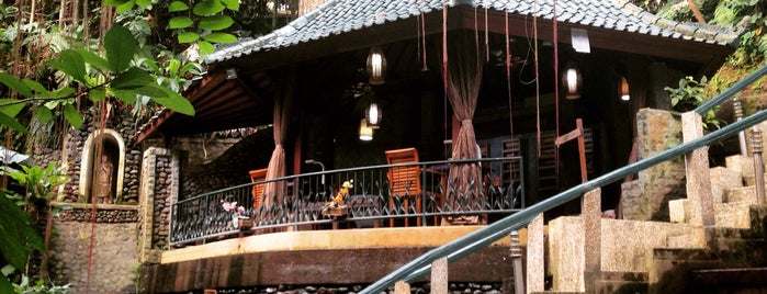 Taksu Spa & Restaurant is one of [BALI] Visiting Ubud: where to eat & what to see.