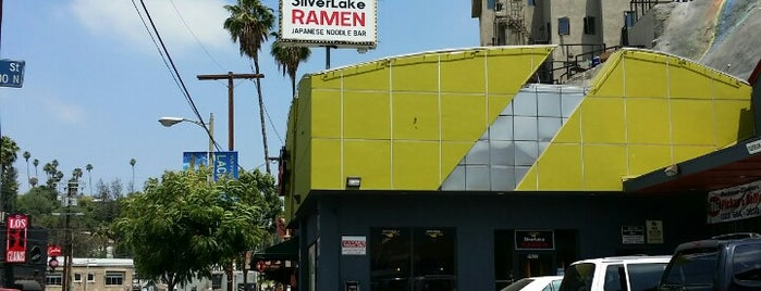 Silver Lake Ramen is one of All the Noodles, Please..