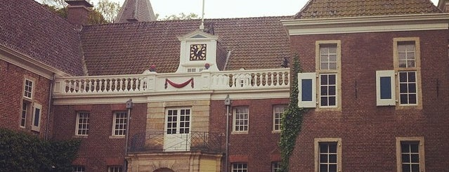 Kasteel Het Nijenhuis is one of Museums that accept museum card.