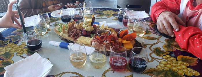 Churon Winery is one of Temecula Wineries & More.