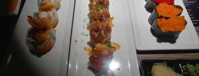 H2O Sushi and Izakaya is one of Orte, die Katy gefallen.
