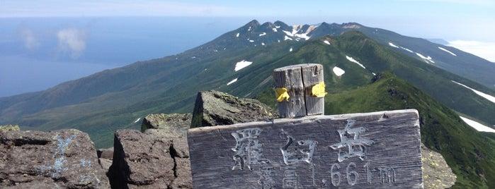 羅臼岳 is one of Top photography spots.