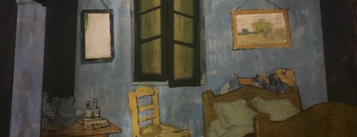 Van Gogh — La Nuit Étoilée is one of Tempat yang Disukai Sam.