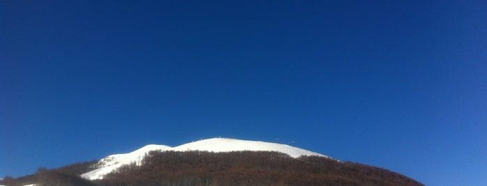 Roccaraso Ski Resort is one of Dove sciare.